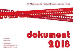 Read more about the article FESTIVAL DOKUMENT 2018.